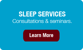 Sleep Services. Consultations and seminars.